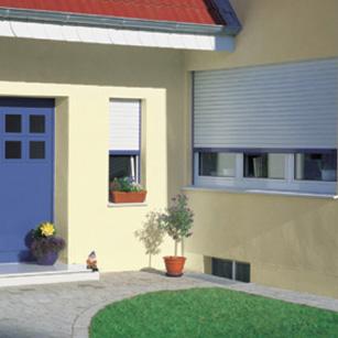 volet roulant traditionnel s same automatismes les maisons de verre ollioules. Black Bedroom Furniture Sets. Home Design Ideas